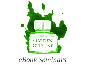 Garden City Ink ebook seminar logo